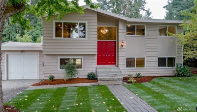Kirkland Single Family Home For Sale: 13043 NE 113th St