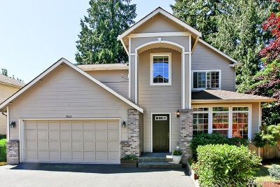 Edmonds Condo/Townhouse For Sale: 7623 200th St SW