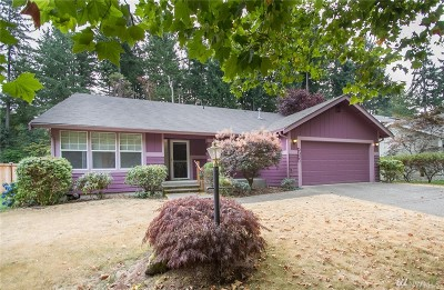 Gig Harbor Single Family Home For Sale: 7717 71st Ave NW