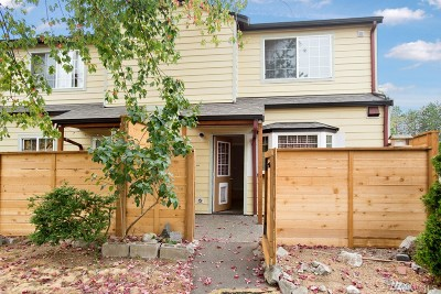 Bellingham Condo/Townhouse Sold: 1253 Puget St #1