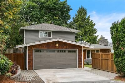 Mercer Island Single Family Home For Sale: 2409 72nd Ave SE