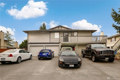Auburn WA Multi Family Home For Sale: $575,000