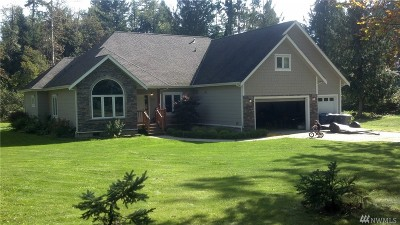 Graham Single Family Home For Sale: 25519 86 Ave E
