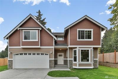 Shoreline Single Family Home For Sale: 20015 30th Ave NE