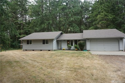 Tenino Single Family Home For Sale: 15605 Tilley Rd S