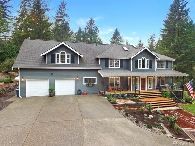 Gig Harbor Single Family Home For Sale: 5905 68th St NW
