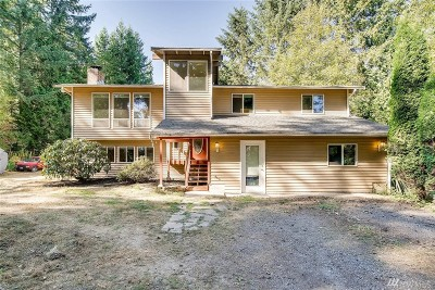 Snohomish Single Family Home For Sale: 18810 67th Ave SE
