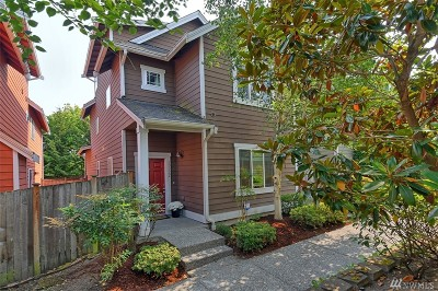 Lynnwood Single Family Home For Sale: 15322 14th Ave W #10