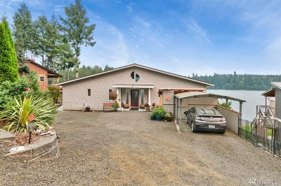 Grapeview Single Family Home For Sale: 71 E Rustle Wy