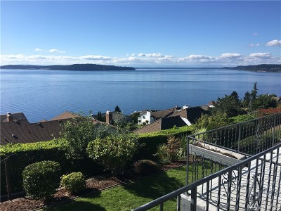 Steilacoom Single Family Home For Sale: 52 Leschi Dr
