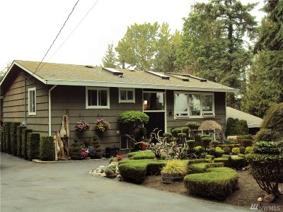 Bellevue Single Family Home For Sale: 3905 161st Ave SE