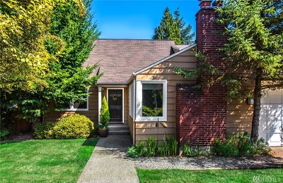 Single Family Home For Sale: 5150 46th Ave NE