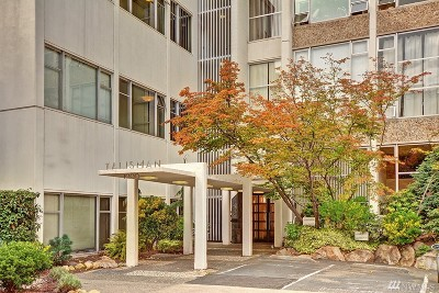 Seattle Condo/Townhouse For Sale: 1000 Union St #PH-A