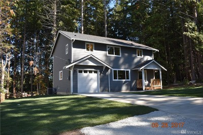 Stanwood Single Family Home For Sale: 31327 W Lake Ketchum Rd