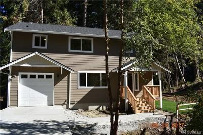 Stanwood Single Family Home For Sale: 31409 W Lake Ketchum Rd