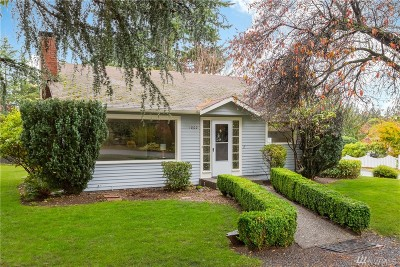 Edmonds Single Family Home For Sale: 1002 Euclid Ave