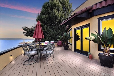Tacoma Single Family Home For Sale: 5030 Tok A Lou Ave NE