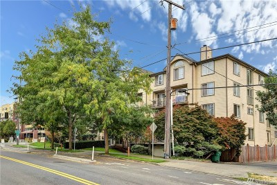 Seattle Condo/Townhouse For Sale: 903 N 130th St #116