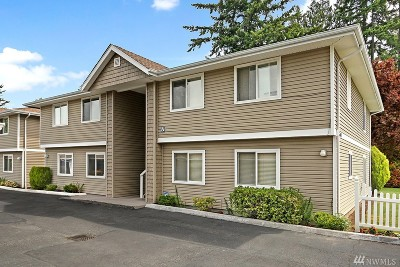 Auburn Condo/Townhouse For Sale: 607 29th St SE #A1