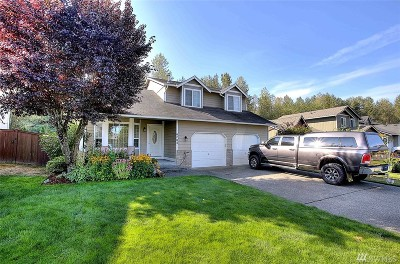 Puyallup Single Family Home For Sale: 6704 179th St Ct E