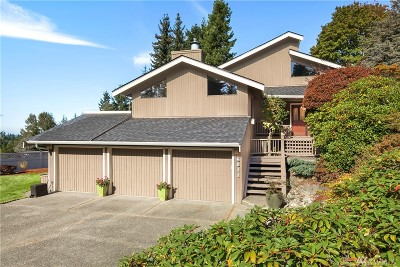 Bellevue Single Family Home For Sale: 5011 134th Place SE