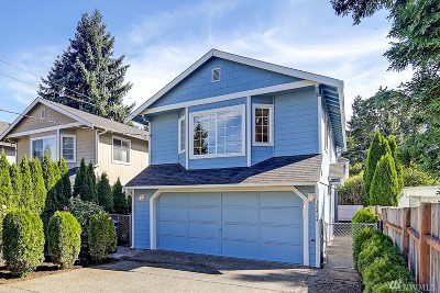 Seattle Single Family Home For Sale: 12424 3rd Ave SW