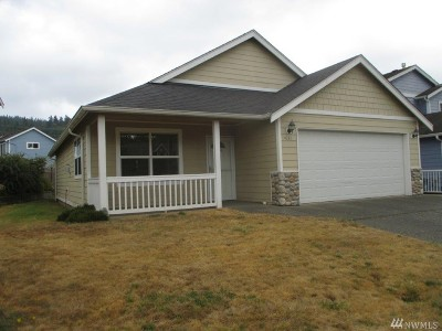 Bellingham WA Single Family Home For Sale: $314,800