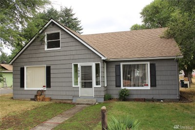 Centralia Single Family Home For Sale: 1908 N Pearl St