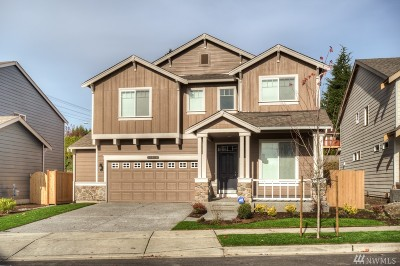 Puyallup Single Family Home For Sale: 1009 32nd St NW #38