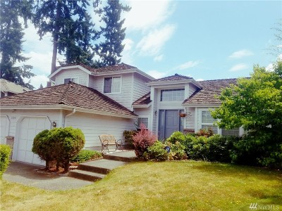 Federal Way Single Family Home For Sale: 1723 S 373rd Place