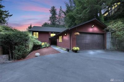 Shoreline Single Family Home For Sale: 1840 NE 177th St