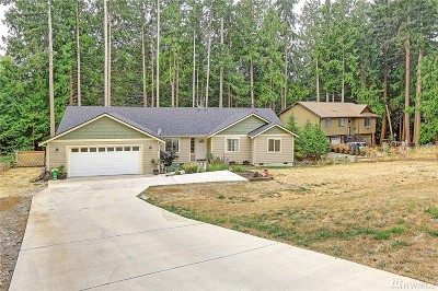 Stanwood Single Family Home For Sale: 31720 78th Dr NW
