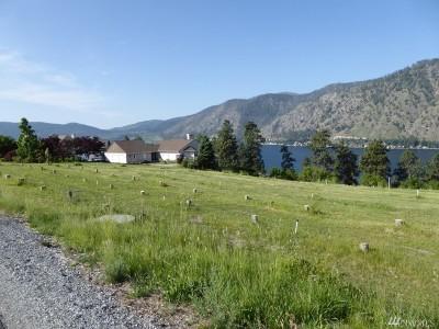 Chelan, Chelan Falls, Entiat, Manson, Brewster, Bridgeport, Orondo Residential Lots & Land For Sale: 1949 Summit Blvd