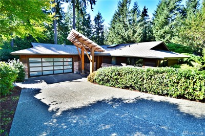 Tacoma Single Family Home For Sale: 5010 95th Ave W