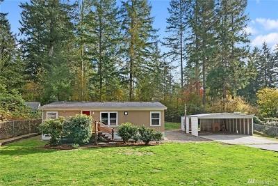 Gig Harbor Single Family Home For Sale: 13117 142nd Ave KPN