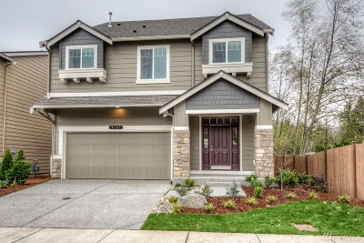 Maple Valley Single Family Home For Sale: 24026 SE 278th Ct #3