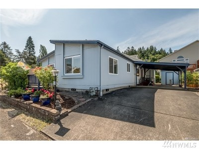 Bellingham Mobile Home For Sale: 2015 24th St #33