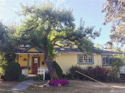 Winlock Single Family Home For Sale: 150 Annonen Rd