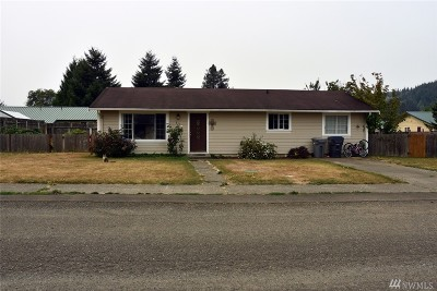 Montesano Single Family Home For Sale: 611 Bender