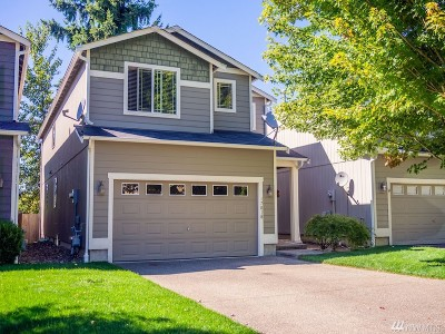 Puyallup Single Family Home For Sale: 17818 E 72nd. Ave E