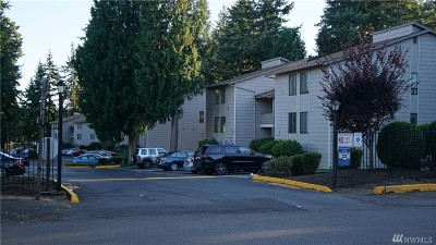 Federal Way Condo/Townhouse For Sale: 33011 18th Place S #F207
