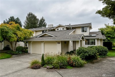 Bellevue Single Family Home For Sale: 6501 113th Place SE