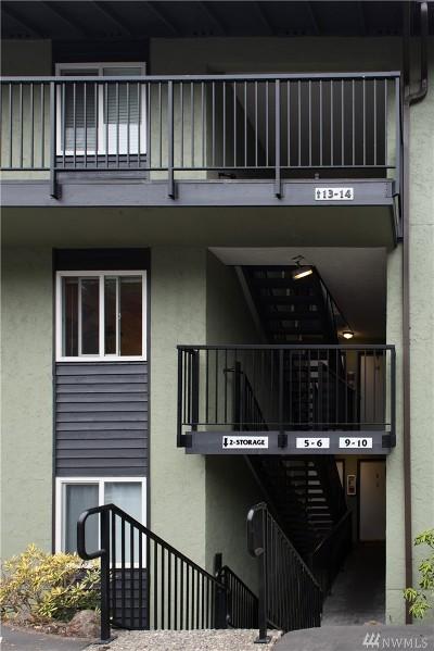 Everett Condo/Townhouse For Sale: 423 75th St SE #A-09