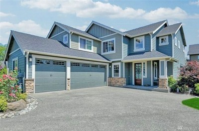 Everett Single Family Home For Sale: 13225 62nd Ave SE