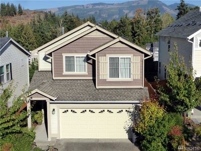 Mount Vernon Single Family Home For Sale: 426 Tahoma St