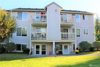 Bellingham WA Condo/Townhouse For Sale: $135,000