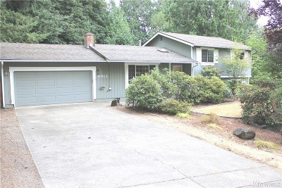 Gig Harbor Single Family Home For Sale: 6913 43rd St Ct NW