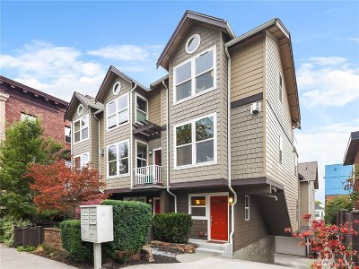 King County Single Family Home For Sale: 1621 15th Ave #C