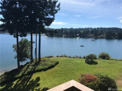 Port Ludlow Condo/Townhouse For Sale: 41 N Bay Lane #5