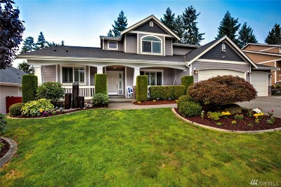 Puyallup Single Family Home For Sale: 18308 118th St Ct E